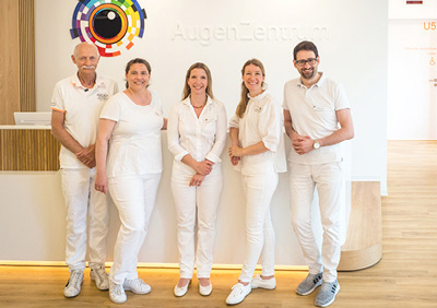 Ärzteteam Augenzentrum Leinfelden-Echterdingen